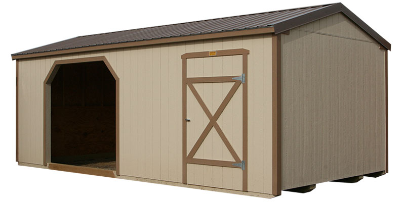 The Barnyard Can Provide A Custom Designed Shed Or Barn To Suit Your  Purpose. Our Portable Storage Buildings Work Great For Horse Barns, Cattle  Shelters, ...
