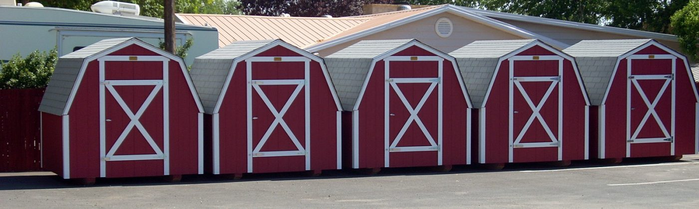 The Barnyard Has Been Building And Selling Affordable Quality Storage  Buildings Since 1987.