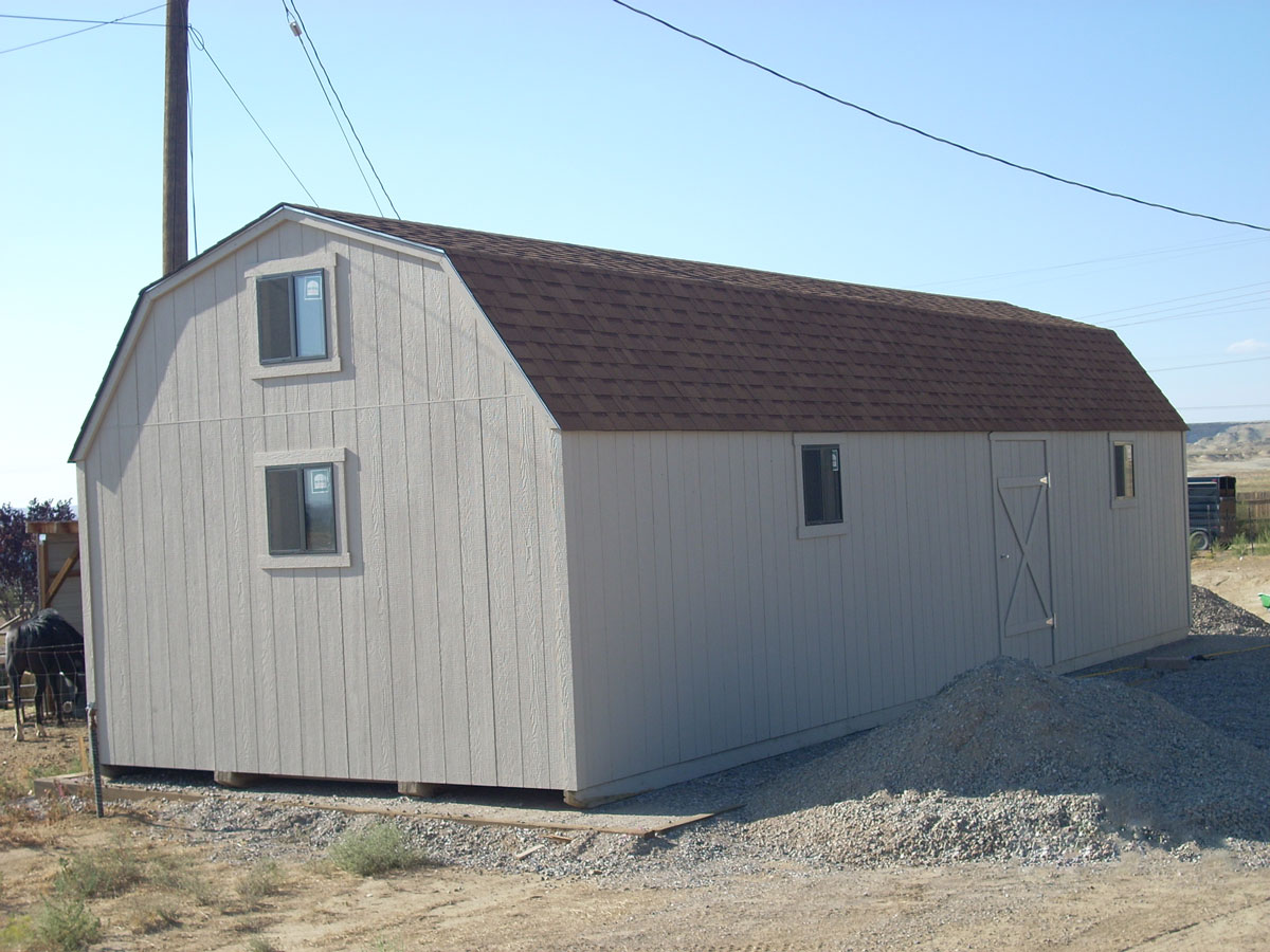 Portable Lofted Barns And Sheds Near Aztec Four Corners Area