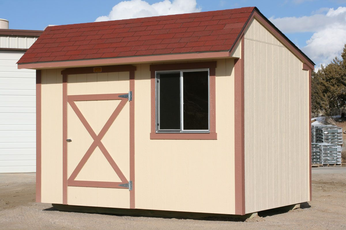 Photos Of Portable Barns Animal Shelters Saltbox Sheds