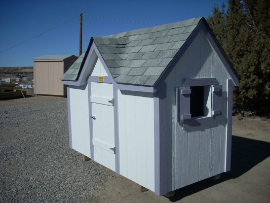 Small ranch playhouse