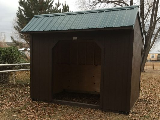 animal shelter saltbox