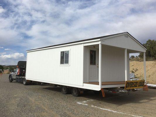 oversize shed trailer