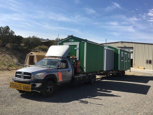 shed hauler builder