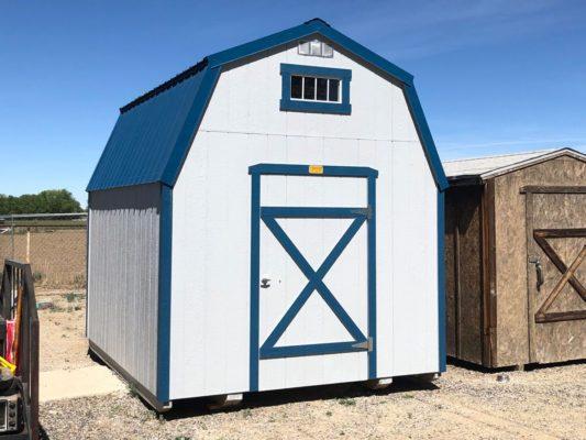 10x12 Lofted Barn