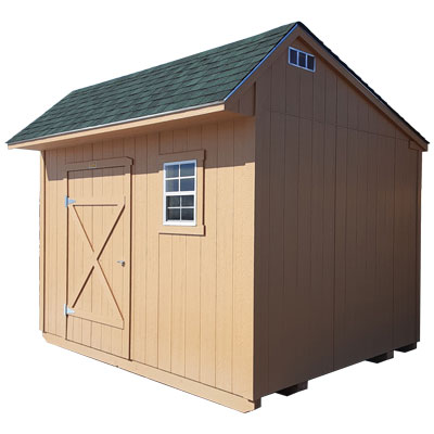 saltbox portable building profile